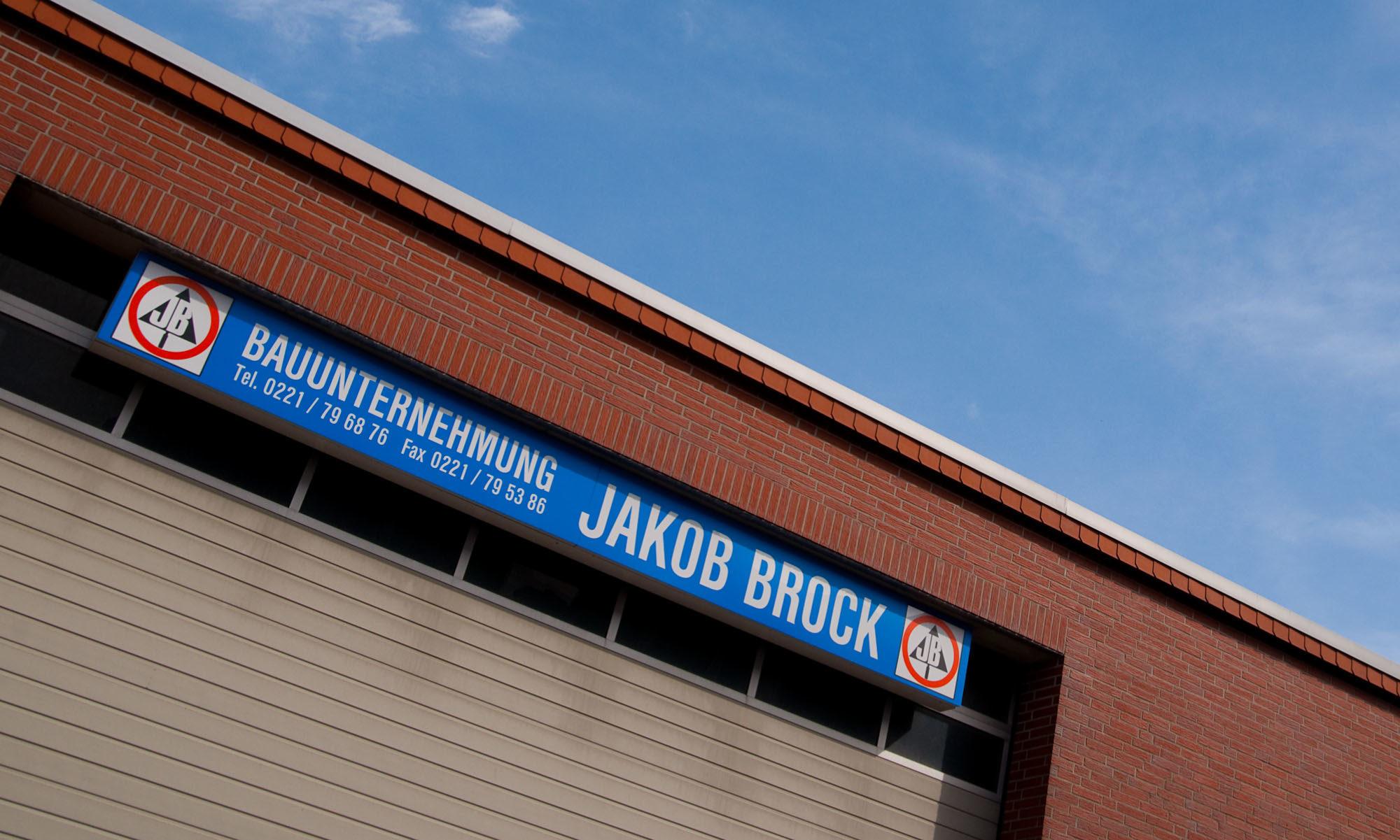 Bauunternehmung Jakob Brock